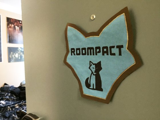 Roompact Door Dec